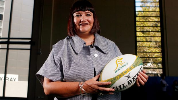 A New CEO at Rugby Australia
