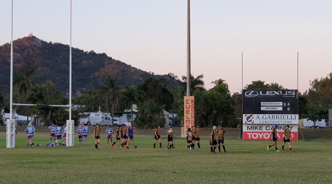 Rugby in the Regions